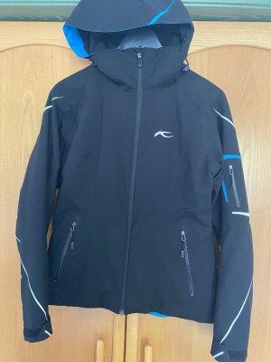 Kjus Winter Jacket black-blue