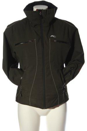 Kjus Winter Jacket khaki casual look