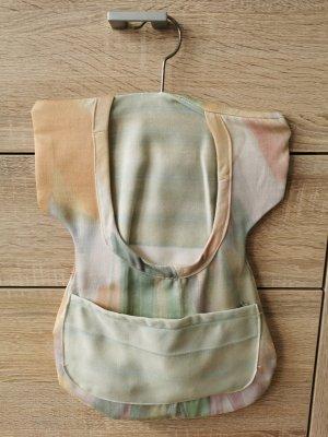 Handgenäht Canvas Bag multicolored