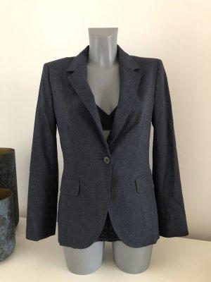 Zara Traje de negocios gris pizarra