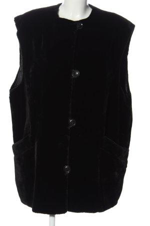 Klassic Kemper Gilet en duvet noir style décontracté