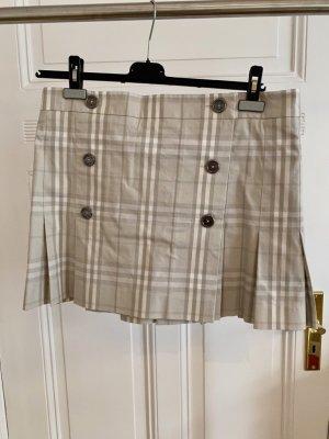 Burberry Brit Miniskirt multicolored cotton