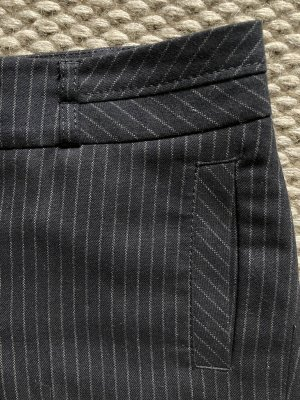 edc by Esprit Pantalone jersey blu scuro-grigio chiaro Poliestere