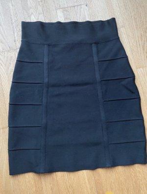 BCBG Maxazria Stretch Skirt black
