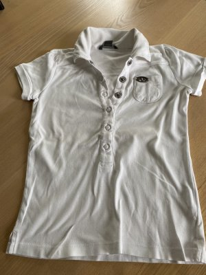 Armani Exchange Polo Shirt white