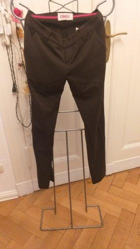 klassisch braune  Anzug Hose