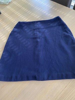 Ralph Lauren Falda de lana azul