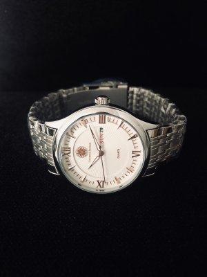 Constantin Durmont Horloge met metalen riempje veelkleurig Metaal