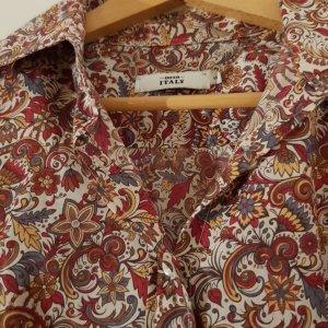 Klassisch geschnittene Bluse von 0039 Italy