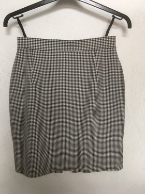 Ashley Brooke Pencil Skirt black-white