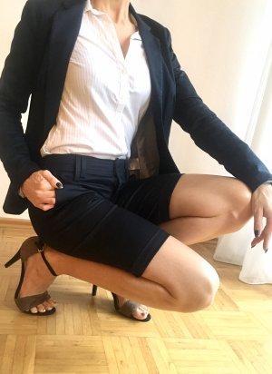 Gina Tricot Garnitur biznesowy ciemnoniebieski