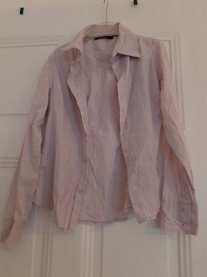 Klassische Bluse mit langen Armen