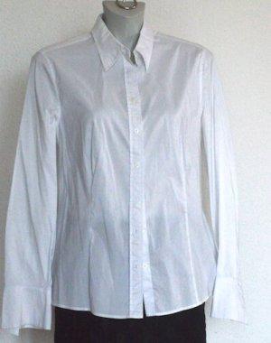 St. emile Blusa-camisa blanco Algodón