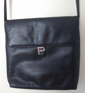Picard Handbag black leather