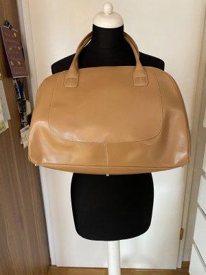 Klassische Escada Handtasche beige