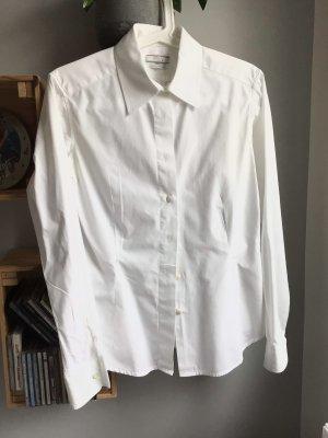 Artigiano Camicia blusa bianco Cotone