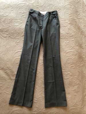 H&M Flares dark grey-grey