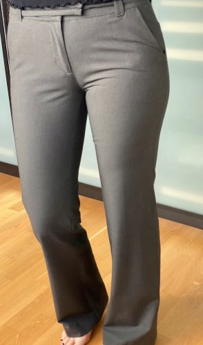 1.2.3 Paris Woolen Trousers grey