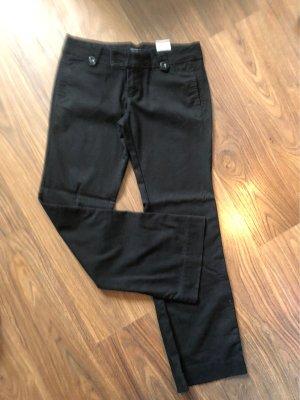 Klassische Hose schwarz