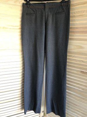 Klassische Hose, wolle, grau, 36