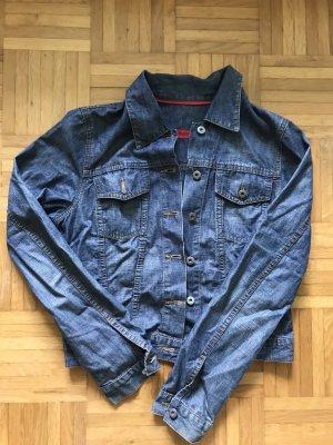 HUGO Hugo Boss Veste en jean multicolore coton