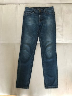 Klassische Jeans, blau, sehr guter Sitz von Raffaello Rossi, Slim Fit