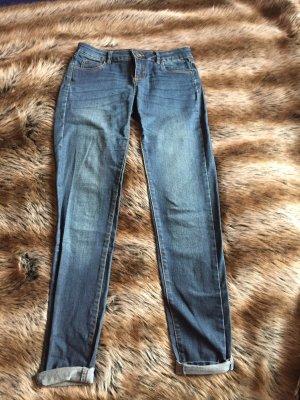 Klassische Jeans von Promod im washed-look