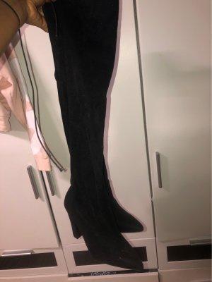 Klassische Oberknee Heels boots