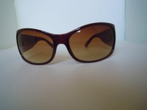 keine Oval Sunglasses brown-light brown