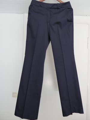 Jake*s Palazzo Pants dark blue cotton