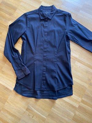 Uli Knecht Long Sleeve Blouse black