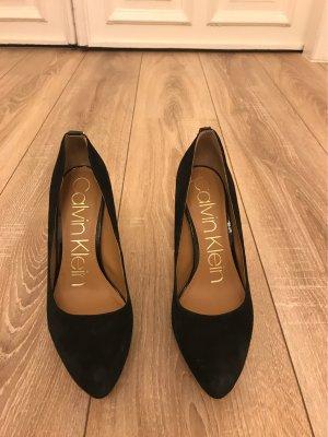 Calvin Klein High Heels black