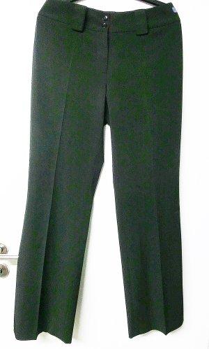 Klassische schwarze Rosner Hose- Regular Gr. 38-schwarz