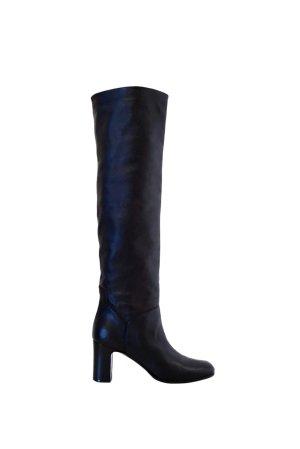 Klassische Stiefel / Leder / Overknees / Winterschuhe / Boots / Leder von L'Autre Chose