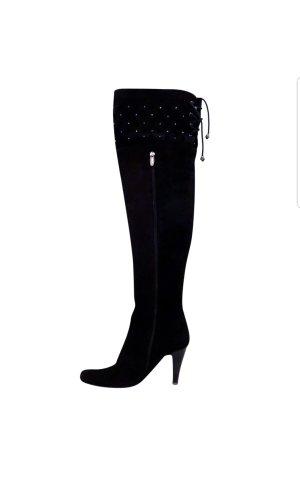 ❤ Klassische Stiefel / Overknees / Winterschuhe / Boots / Leder /  / Veloursleder