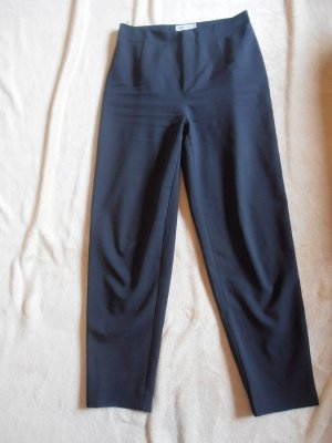 Street One Drainpipe Trousers dark blue polyester