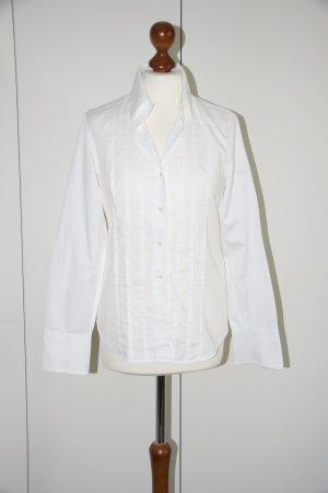 Klassische weiße Bluse von Jacques Britt
