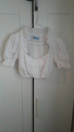 Lifos Blusa tradizionale bianco
