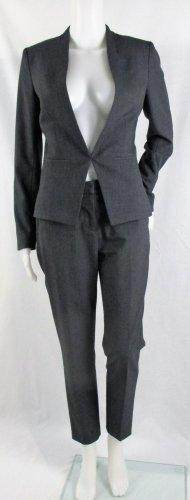 H&M Pantalon de costume multicolore polyester