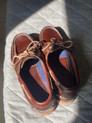 Timberland Chukka boot brun foncé