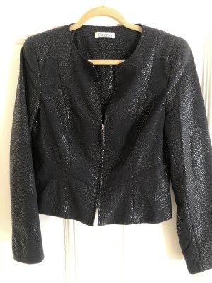Clasen Short Blazer black-anthracite