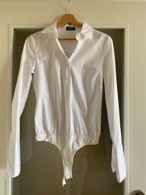 Steffen Schraut Body koszulowe biały