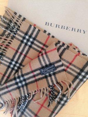Burberry Sciarpa di lana multicolore