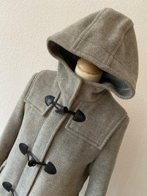 Burberry London Duffel Coat light grey-grey
