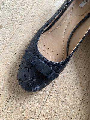 Klassischer Geox Ballerina schwarz