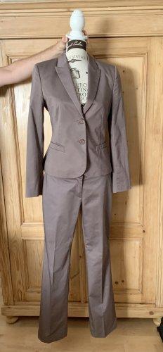 esprit collection Costume business gris lilas coton