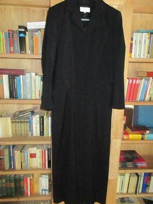 Hennes Floor-Lenght Coat black polyester