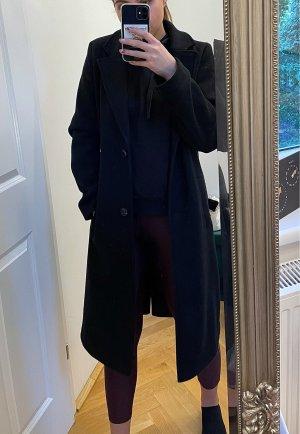 Clockhouse Oversized Coat black