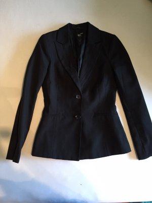 Klassischer schwarzer Blazer H&M gr 34 schwarz