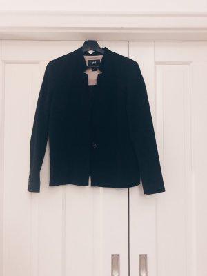 Klassischer schwarzer Blazer von H&M